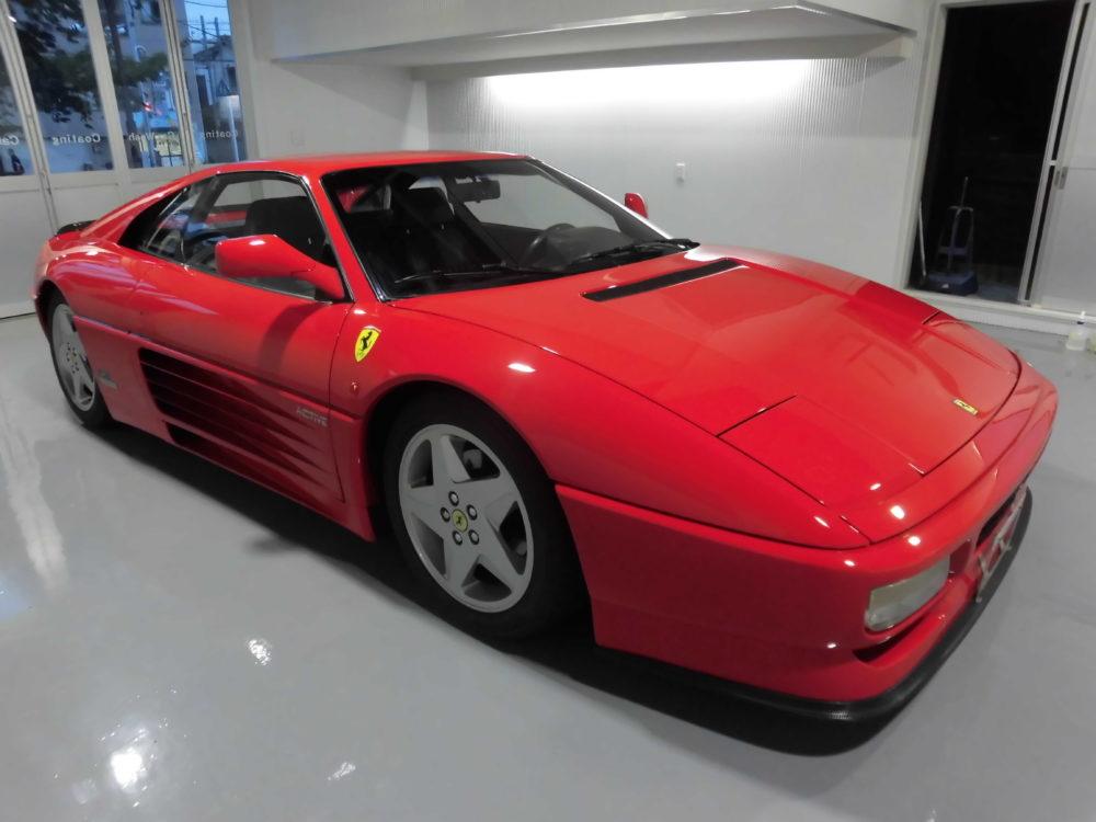 フェラーリ348ts